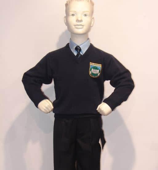 Drimoleague Junior School uniform